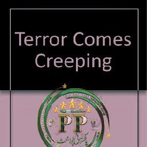 Terrors Comes Creeping Urdu PDF