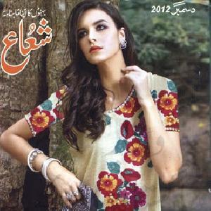 Shuaa Digest December 2012