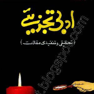 Adbi Tajzeeye