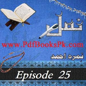 Namal Episode 25