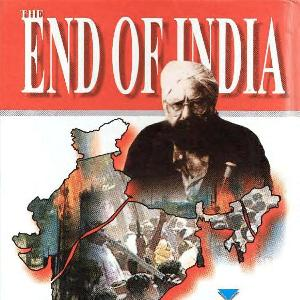 The End of India Urdu PDF