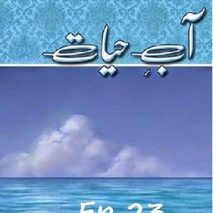 Aab E Hayat Episode 23 Part 1